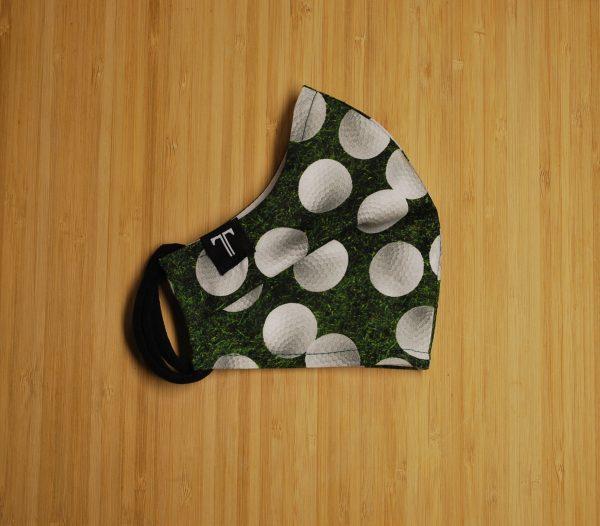 Couvre-visage balles de golf